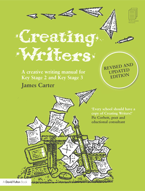 Creating Writers book cover