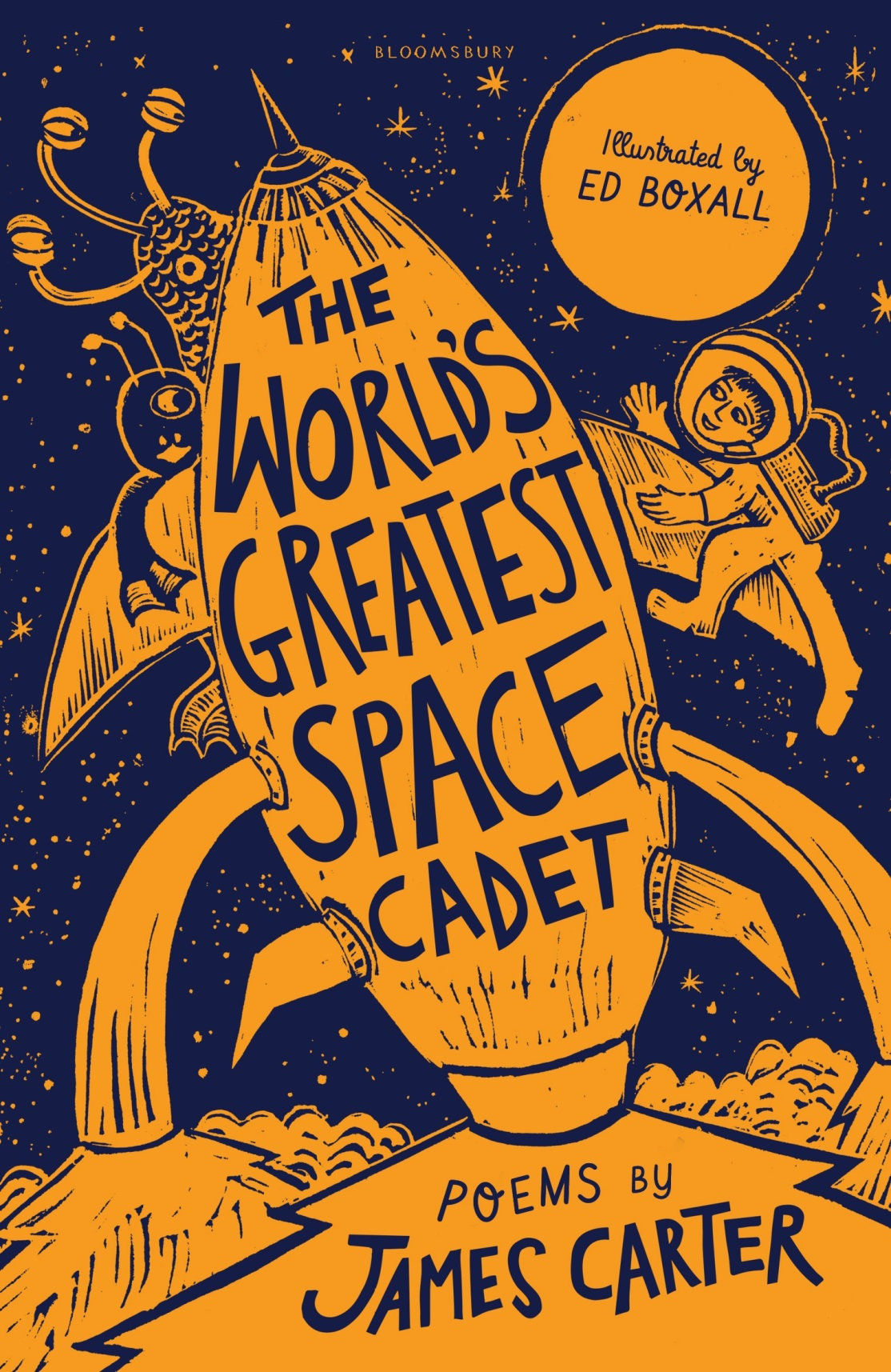 The World's Greatest Space Cadet book cover