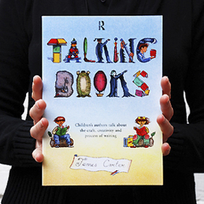 Talking Books book cover