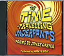 Time-Travelling Underpants CD cover
