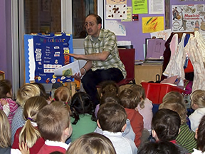 James at Wantage CE Primary School